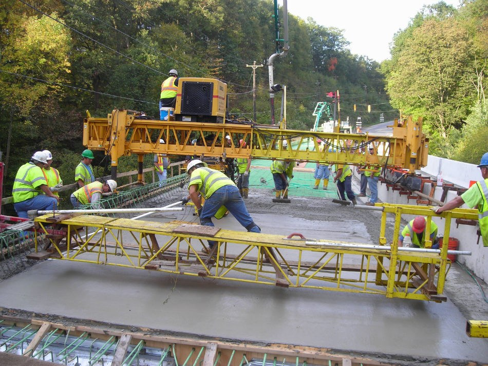 AAAP Concrete Bridge