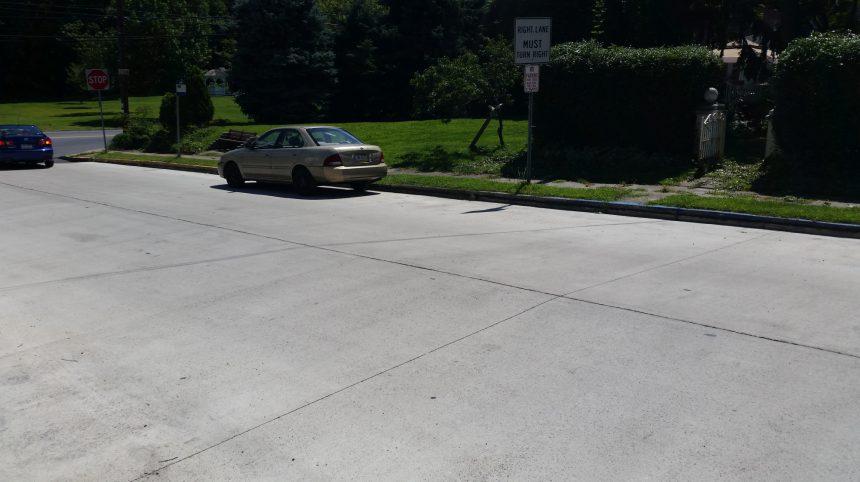 Concrete Street
