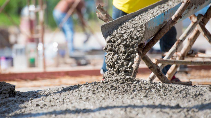Concrete vs asphalt cement